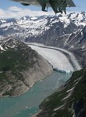 Glacier Bay flightseeing from Skagway, Alaska